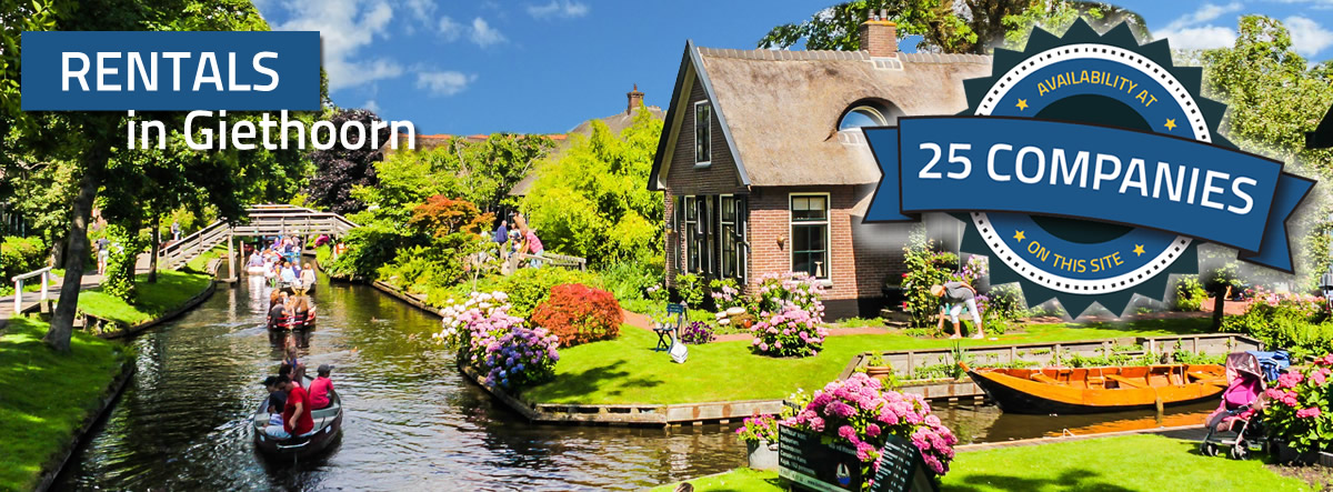 Giethoorn - Ask the Dutch Guy